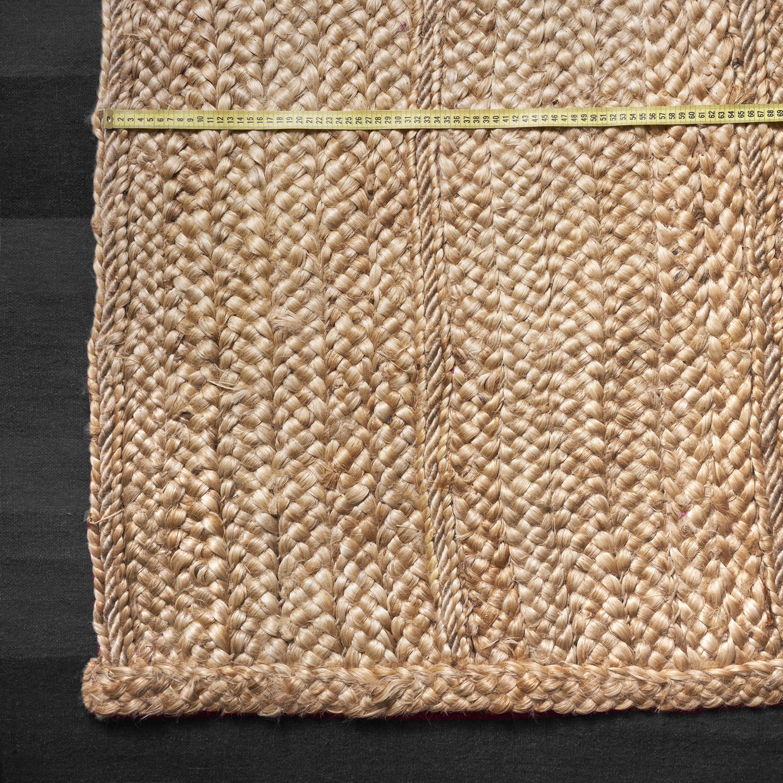 Alfombra de yute  trenzado , Goa 3.50 x 4.25 m
