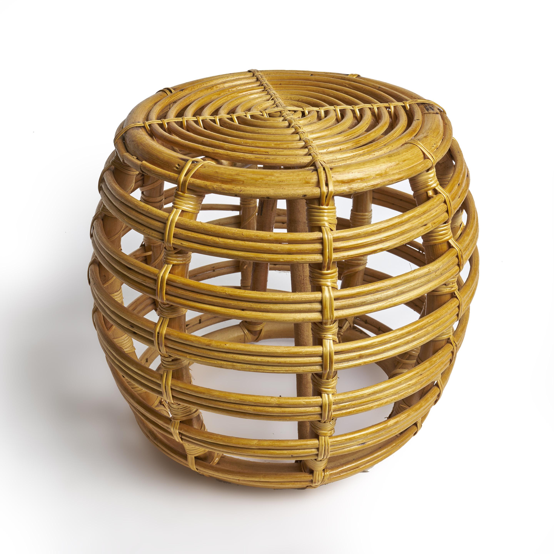 Banco de bambú
